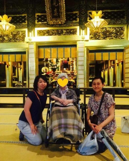 女性3人の旅行を楽しんでいただけました
