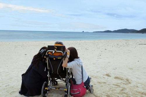 思い出のビーチ