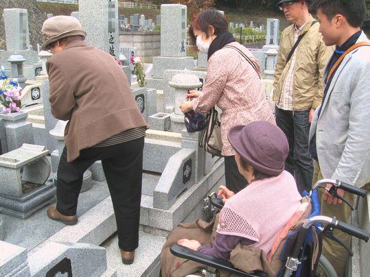 小倉南区へ4年ぶりのお墓参り